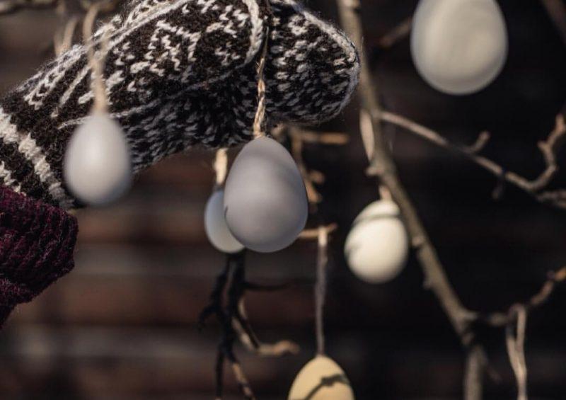 Tid for pynt til påske…